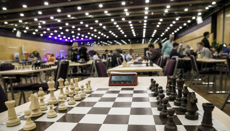 Latvijas Šaha federācijas prezidents: šonedēļ Rīga būs pasaules šaha centrs