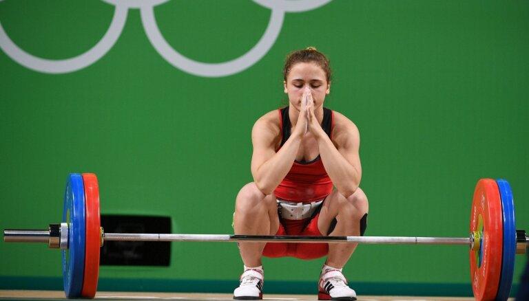 Svarcēlāja Rebeka Koha par sasniegumiem, upurēšanos un dzīvi ārpus sporta