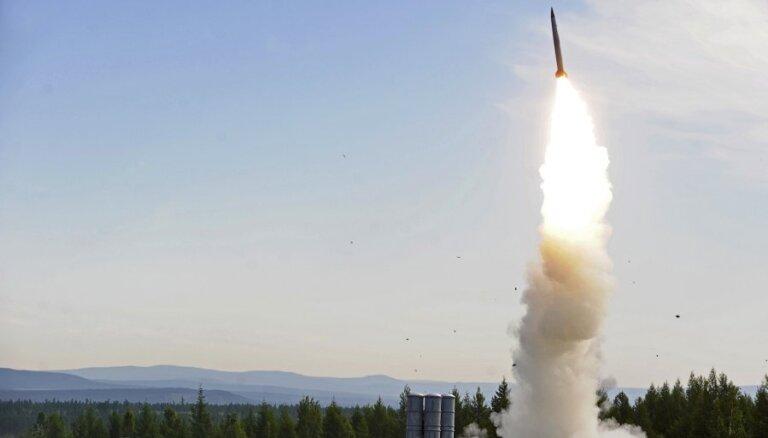 Krievija atkal plāno šaut raķetes Latvijas ekskluzīvajā ekonomiskajā zonā