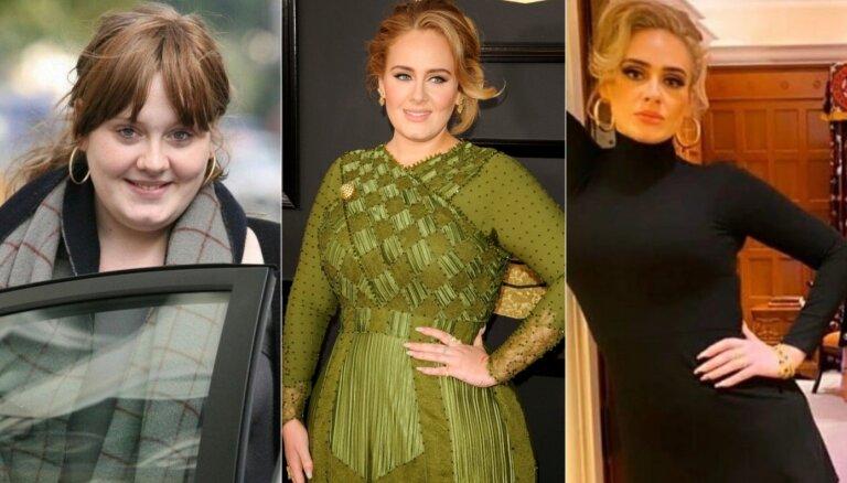 Skaistās Adeles veiksmes stāsts: Kāpēc tā mainījusies arī dziedātājas seja