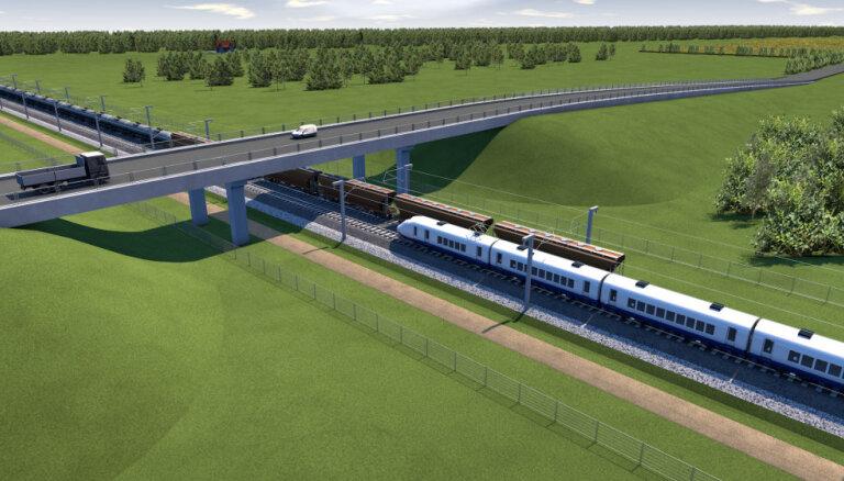 Литовцы перехватили инициативу в компании, реализующей проект Rail Baltica