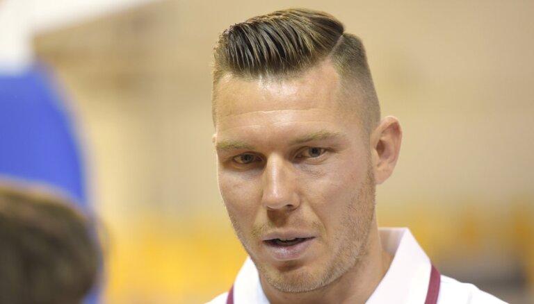 Dairis Bertāns pēc zaudējuma Krievijas klubu derbijā: tādu uzbrukuma spēli bieži nevar redzēt