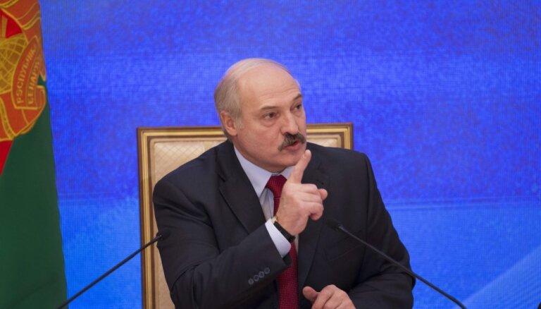 Lukašenko noraidījis ielūgumu piedalīties ES samitā