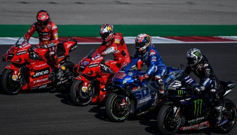 Covid-19 pandēmijas dēļ atkal nevar notikt Somijas 'MotoGP' posms