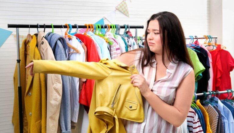 Izvēlies uzmanīgi: apģērbi un aksesuāri, kas vizuāli palielinās tavus apmērus