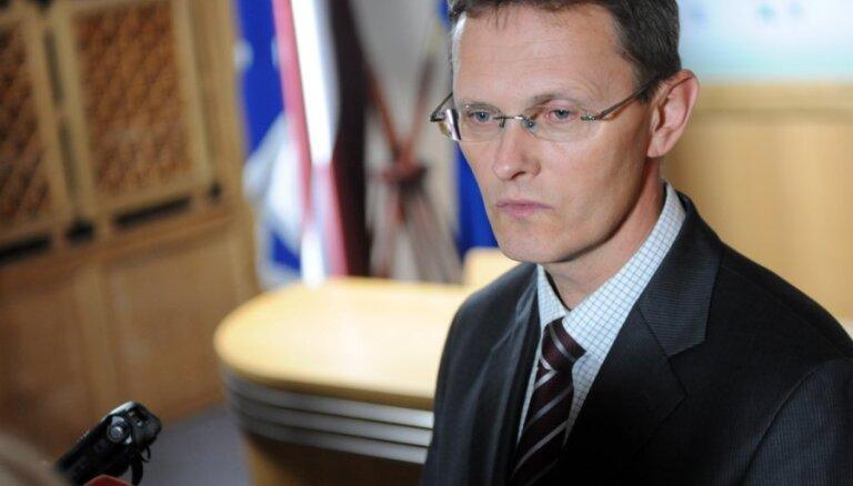 Bijušais finanšu ministrs Vilks drīzumā, iespējams, izstāsies no 'Vienotības'