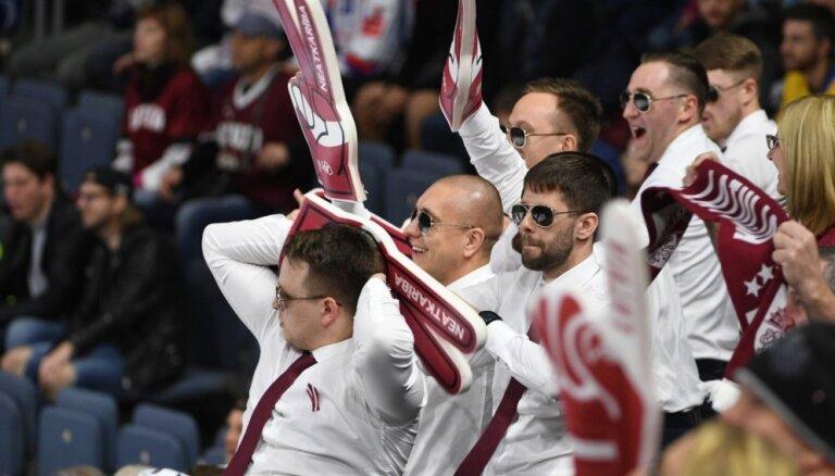 Krievija, Čehija un Zviedrija iegūs tiesības rīkot pasaules hokeja čempionātus