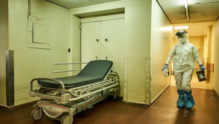 В четверг выявлено еще 666 заболевших Covid-19 латвийцев, скончались восемь пациентов