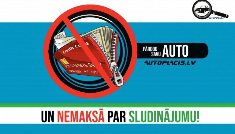 'Autoplacis.lv' piesaistījis lielāko daļu Latvijas auto tirgotāju uzmanību
