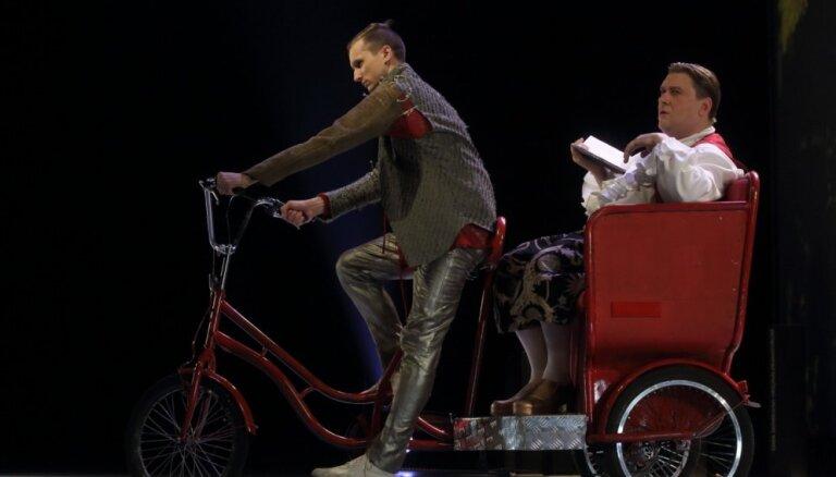 Paziņoti Teātra Gada balvas 'Spēlmaņu nakts' laureāti