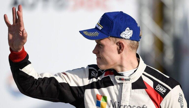 WRC čempions Tanaks oficiāli pāriet uz 'Hyundai'