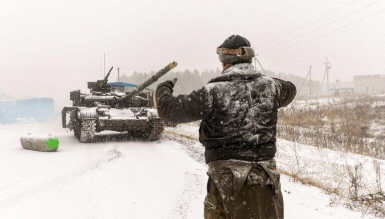 'Delfi' Ukrainā: ukraiņi gatavi gan aizsardzībai, gan uzbrukumam