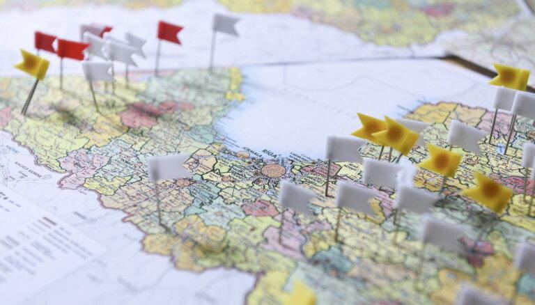 Административно-территориальная реформа утверждена: с июля 2021 года в Латвии будет 42 самоуправления