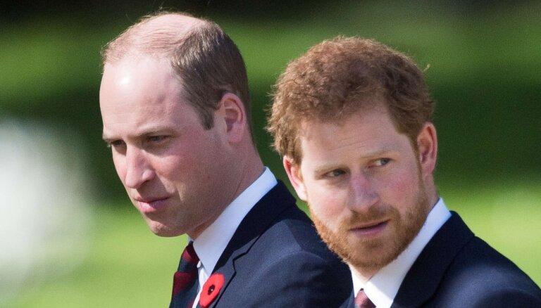 СМИ: принц Гарри обвинил брата в разрушении отношений с Меган Маркл