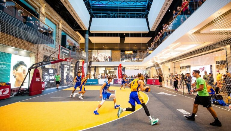 'Akropolē' norisināsies cīņa par 'Top Gun' čempionu titulu 3x3 basketbolā