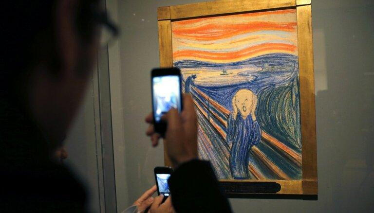 """Роман Абрамович купил картину """"Крик"""" за 120 миллионов долларов"""