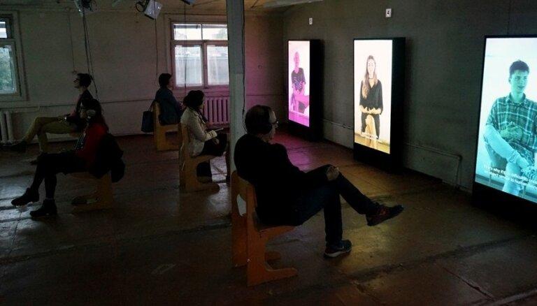 Atkārtoti varēs noskatīties Seņkova izrādi-instalāciju 'Mii Mii paaudze'