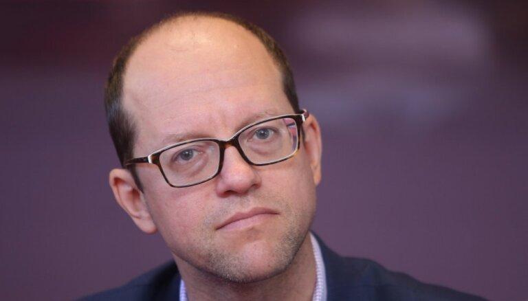 VNĪ padomes priekšsēdētājs Mārtiņš Bičevskis atkāpies no amata