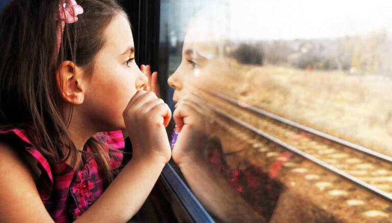 В субботу начал курсировать поезд Вильнюс-Даугавпилс