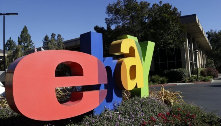 Par 9,2 miljardiem dolāru pārdots 'eBay' reklāmas sludinājumu bizness