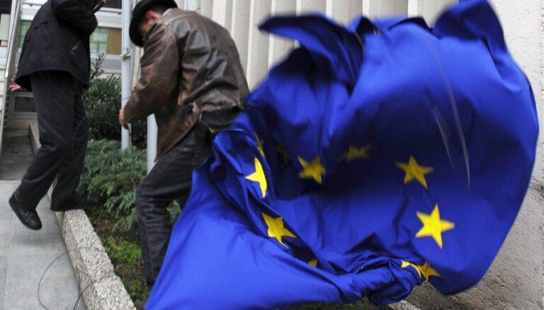 """Лауреаты """"Нобелевки"""" требуют отобрать премию у Евросоюза"""
