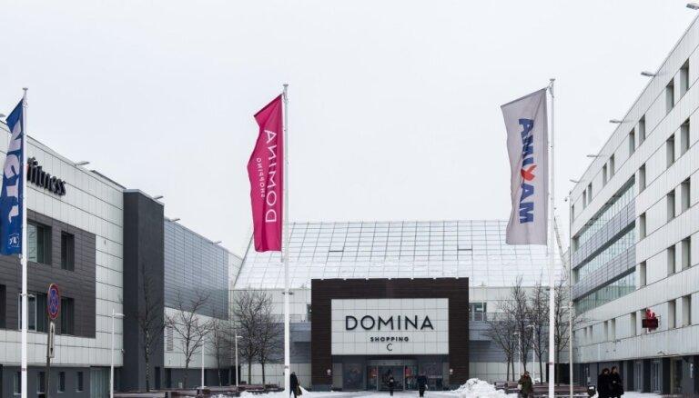 Evakuācijas trauksme 'Domina Shopping' izjauc rindu pēc Dziesmu svētku biļetēm