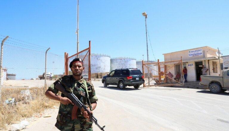 В Ливии напали на кортеж главы МВД из правительства Сарраджа