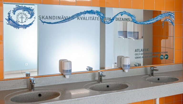 Gudrie jaucējkrāni, kas ietaupa līdz 50% ūdens un rūpējas par dabas piesārņojuma mazināšanu.