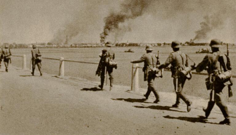 Atskats vēsturē: Kā vācu specvienība 1941. gadā ar viltu ieņēma Daugavpili