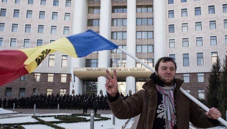 ES aptur finansiālo palīdzību Moldovai