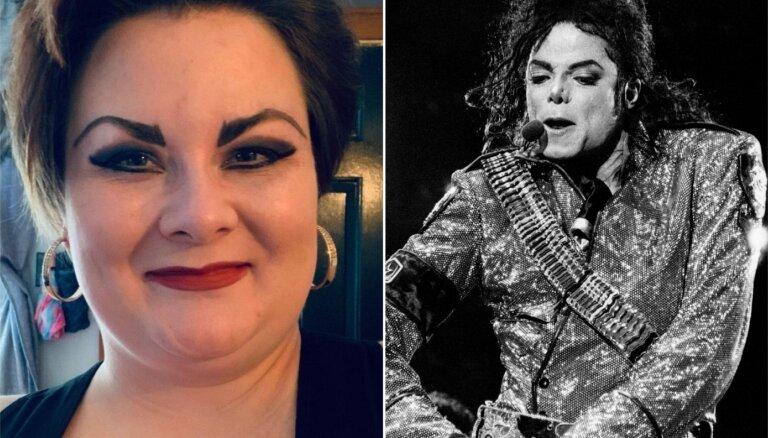 """""""Не хочет интима и любит есть печенье"""". Жена призрака Майкла Джексона рассказала о неурядицах семейной жизни"""