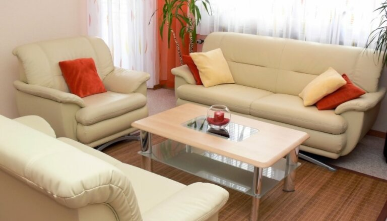 Латвия продает мебель в Германию, Данию и Великобританию