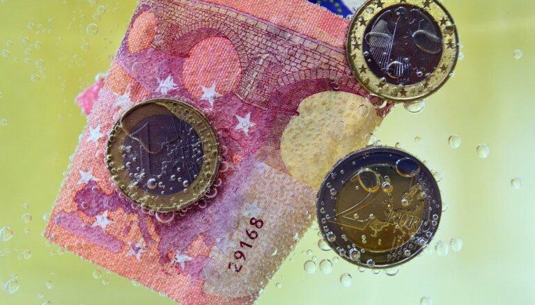 Konsolidētajā kopbudžetā šā gada desmit mēnešos izveidojies 410 miljonu eiro deficīts