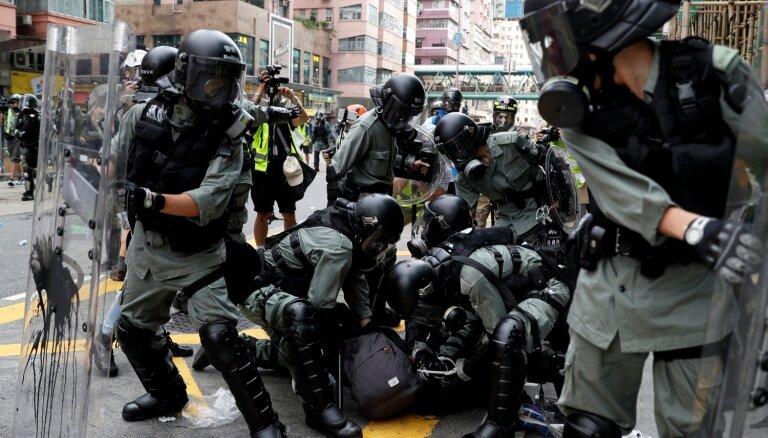 Новый порядок в Гонконге: США вводят санкции против Пекина