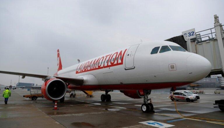 'Ryanair' nopērk Austrijas aviokompāniju 'Laudamotion'