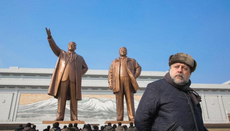 Виталий Манский: лучше смерть, чем жизнь в Северной Корее