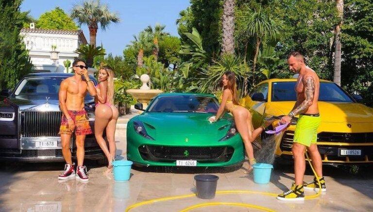 """""""Эти фото порочат наш имидж"""". Ferrari не понравился Instagram модельера Филиппа Пляйна"""