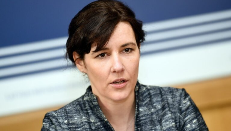 ZZS saraksta līdere EP vēlēšanās varētu būt Reizniece-Ozola
