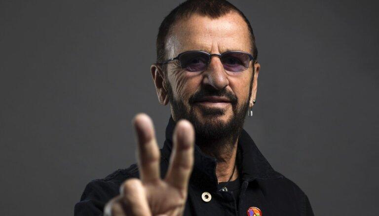 Miers un mīlestība. Bītlam pie bungām – Ringo Stāram – 80