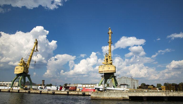 Salacgrīvas ostā četros mēnešos pārkrauts par 47,8% vairāk kravu