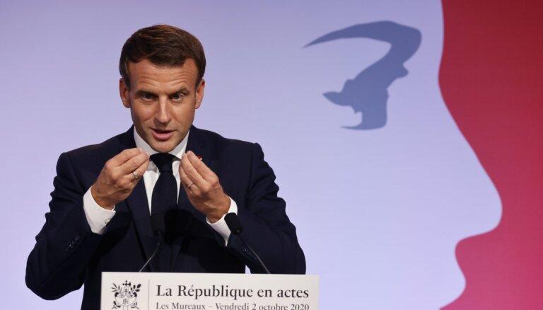 Реформа Шенгена и удаление радикального контента. Как Макрон хочет бороться с терроризмом