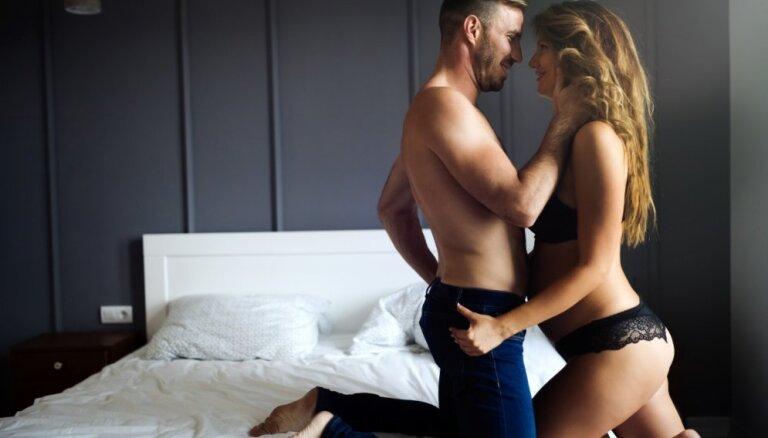 Tuvība gaidību laikā – ērtākās seksa pozas katram grūtniecības trimestrim