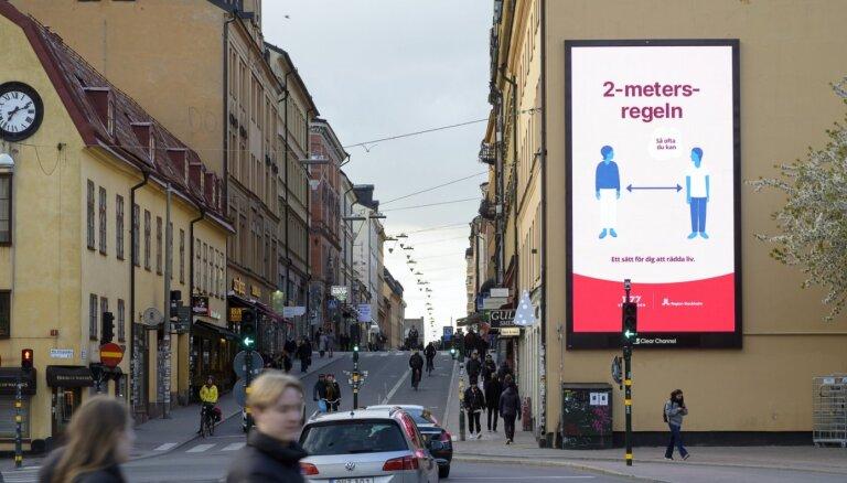 Главный эпидемиолог: в Швеции число случаев заражения Covid-19 снижается