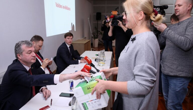 'KPV LV' 8. februāra sapulce nebija lemttiesīga, atzīst UR