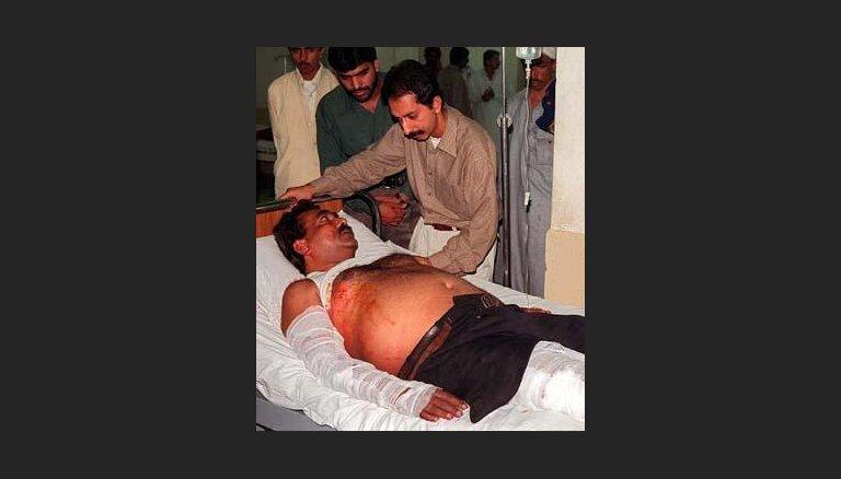 В пакистанском суде взорвана бомба