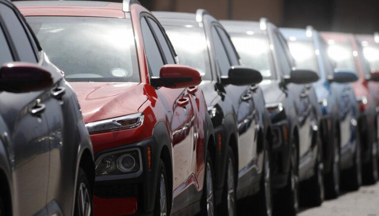 'Hyundai' peļņa samazinājusies par 42%