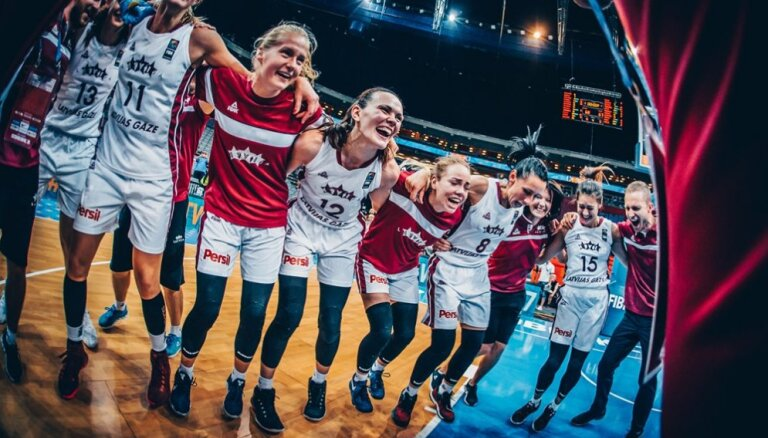 Сборная Латвии переписывает историю, впервые завоевав путевку на ЧМ