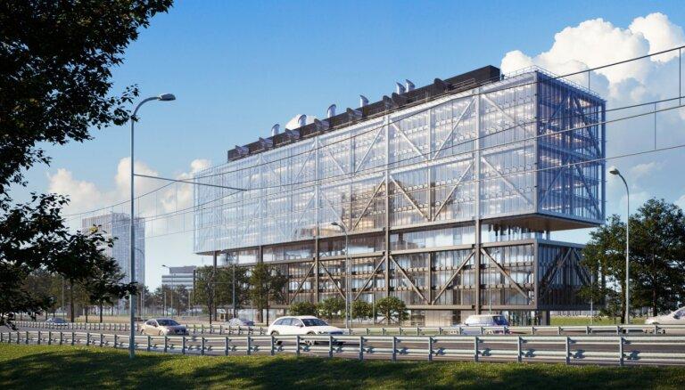 Rīgas biroju tirgū iznomātās platības sasniegušas pirmspandēmijas līmeni; slēdz nomas priekšlīgumus