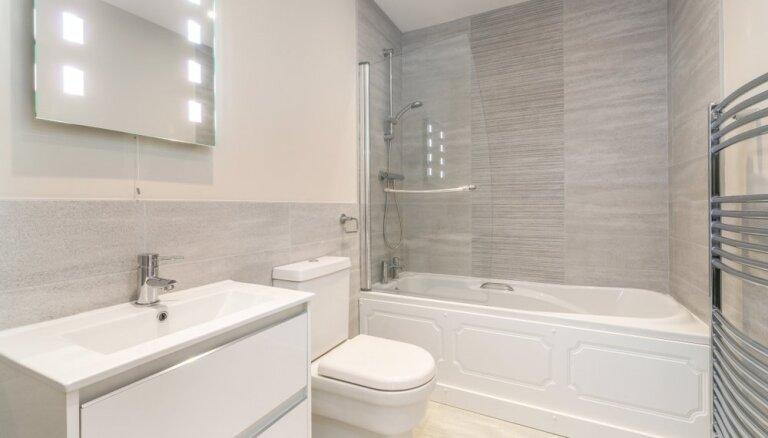 Svarīgi vannas istabai – izvēlēties labu tualetes podu un vannu