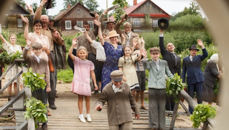 Viestura Kairiša 'Piļsāta pi upis' bijusi skatītākā filma nedēļas nogalē